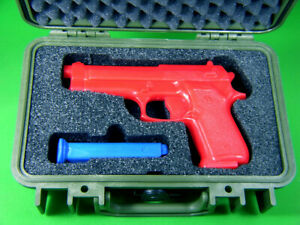 Pistol foam for Pelican 1170 fits Springfield Armory compact XD Beretta M9 1911