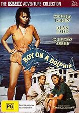Alan Ladd Sophia Loren BOY ON A DOLPHIN - GREEK ISLAND RELIC SEA ADVENTURE DVD