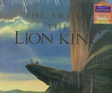 USED (GD) The Art of The Lion King by Christopher Finch