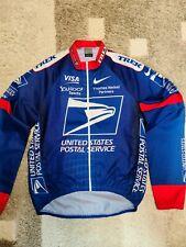 Nike, USPS, Lance Armstrong, US Postal Wind Jacket