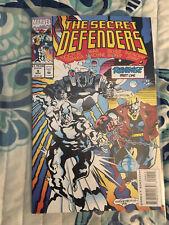 1993 Marvel THE SECRET DEFENDERS #9 Comic Book
