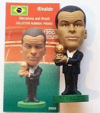 RIVALDO Ballon D'Or Corinthian Prostars Figure Loose/Card PRO962