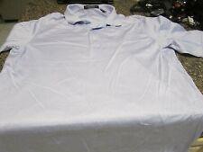 Carnoustie Golf Polo Shirt - Purple - XL - Mercerized Cotton