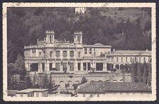 BERGAMO SAN PELLEGRINO TERME 105 CASINO KURSAAL Cartolina viaggiata 1935
