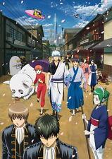 "011 Gintama - Japanese Anime 14""x20"" Poster"