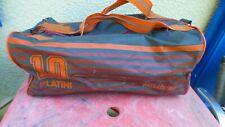 sac de voyage Palladium  10 Platini toile grise et orange