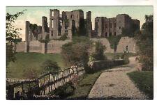 Kenilworth Castle - Photo Postcard c1910 / Warwick