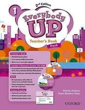 Todo el mundo Up: nivel 1: Teacher's Book Pack Con Dvd, práctica en línea y..