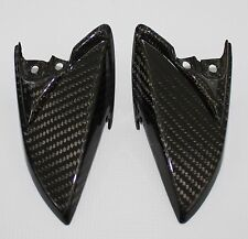 Suzuki GSXR750 L1 2011 Tail Side Fairings - Carbon Fiber