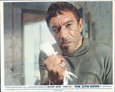 25th Hour Anthony Quinn original lobby card