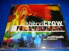 SHERYL CROW cd LIVE FROM CENTRAL PARK  free US shipping