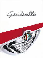 Alfa Romeo - Giulietta - Prospekt - Deutsch - 06/11 - 828000543