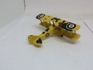 VINTAGE 1967 CRAGSTAN AIRPLANE BRITISH MARKINGS  DIECAST 1/64 SCALE NICE