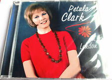 "PETULA CLARK - CD ""IN LONDON"" - NEUF"