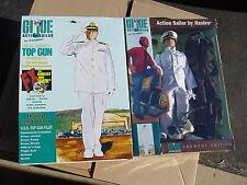 GI Joe Dreams & Visions Crew Cut 2005 Top Gun Pilot FX Exclusive #60 of 500 MIB