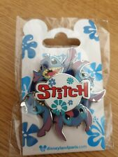 Disneyland Paris Pin Stitch Spinner.