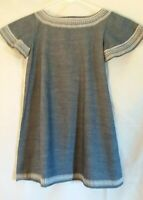 XHILARATION YOUNG GIRLS A-LINE DRESS  BACK TO SCHOOL/SPECIAL OCCASION SIZE M 7-8