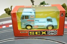 MATCHBOX SCX 1993 83840.20 MERCEDES TRUCK ESSO  1/32 SLOT CAR