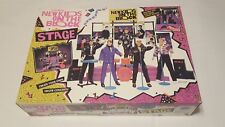 New Kids On The Block Stage Playset Nkotb 1990 Never been opened. M.I.B.