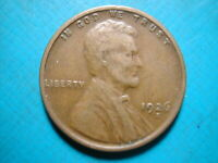"""1926-S LINCOLN WHEAT CENT, nice condition, rare date, """"HIGH GRADE""""!  #91"""