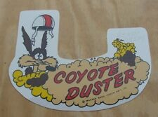 MOPAR 70 71 Road Runner Coyote Duster Decal HEMI 6 pack DD0056