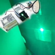 520nm 2000mW Green Laser Module/110V-220V/TTL/Built by 2 pcs Nichia NDG7475