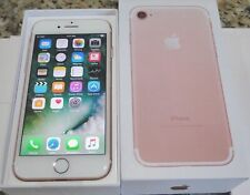 Paypal USED Apple iPhone 7 32GB Rose Gold - Factory Unlocked, Complete