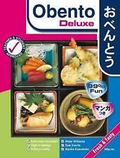 Obento Deluxe: Student Book by Kyoko Kusumoto, Peter Williams, Sue Xouris (Pape…