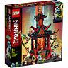 LEGO Ninjago 71712 Tempel des Unsinns, OVP! Jay Lloyd Cole Unagam Sushimi Visier