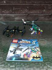 Lego DC Universe Superheroes Batman play set 6863 with instructions