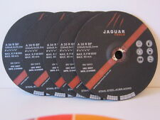GRINDING DISC'S.  Pk5.  230mm x 6mm THICK X 22.2mm BORE.