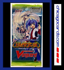 1X Cardfight Vanguard BREAKER of LIMITS Booster Pack ENGLISH Edition 5-card/Pack
