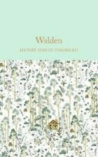 NEW Walden By Henry David Thoreau Hardcover Free Shipping