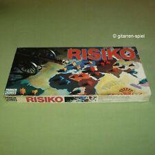 Risiko von Parker mit 6 Würfeln ©1975 Komplett!  Vernichten Sie... top Rar!
