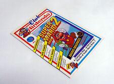 Club Nintendo Heft Magazin - Ausgabe No. 2 1989 - RAR !!!