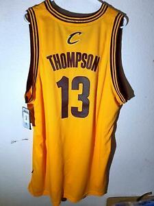 Adidas Swingman NBA Jersey Cleveland Cavaliers Tristan Thompson Gold sz 2X