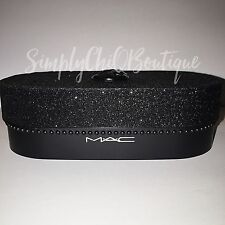 Limited Edition MAC Collectible Keepsake *Makeup Storage Box* Black Organize