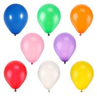 10/50/100 pcs 5 inch latex balloons WHOLESALE party birthday wedding decoration