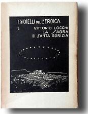 I GIOIELLI DELL'EROICA_ VITTORIO LOCCHI_ LA SAGRA DI SANTA GORIZIA, 1956