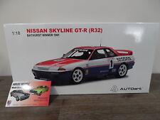 1:18 Nissan GTR R32 #1 Jim Richards / Mark Skaife 1991 Bathurst Winner.