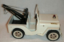 Vintage Original 1965 Tonka Jeep 375 Wrecker/Tow Toy Near Mint++ Original Owner!