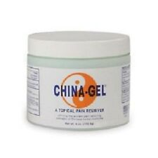 China Gel 4 oz Jar Topical Pain Reliever for Aches Pains & Arthritis! Original!