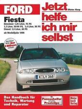 Ford Fiesta ab 1996. Jetzt helfe ich mir selbst von Friedrich Schröder (2017, Taschenbuch)