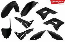 Honda CR 125 / 250 2002 - 2007 Black Conversion Plastics Kit Restyle Motocross