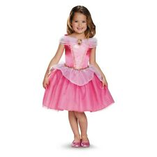 Licensed Disney Princess Sleeping Beauty Aurora Girls Costume Small 4-6x