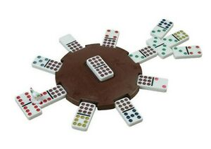Crowing Electronic Center Hub Starter Piece For Chicken Dominoes w/ Sound
