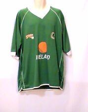 Striker Ireland Men's Soccer Football Jersey Green/White Xxl