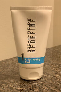 Rodan and Fields Redefine Step 1 Daily Cleansing Mask 4.2Fl oz New & Sealed