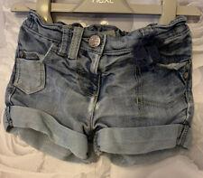 Girls Age 6-9 Months - Next Denim Shorts