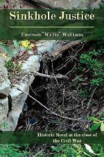 Sinkhole Justice by Emerson acirc;euro;oelig;Willieacirc;euro;yen; Williams...